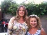 Kathy's sister-in-law Lori Goetsch is also a childhood classmate of mine. I have known her longer than I  have known Kathy. We were on the swim team together in elementary school.